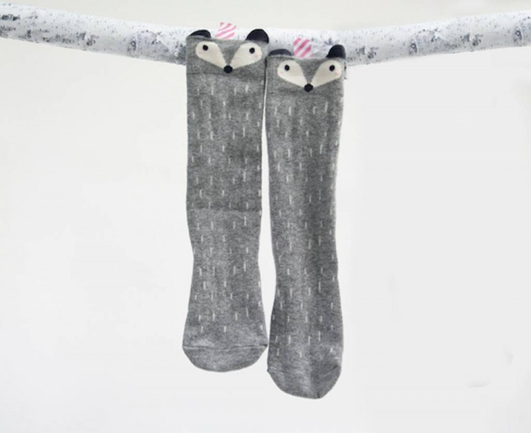 mini-dressing-mini-dressing-racoon-socks-grey