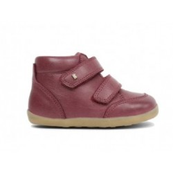 Step Up Timber Boot Plum