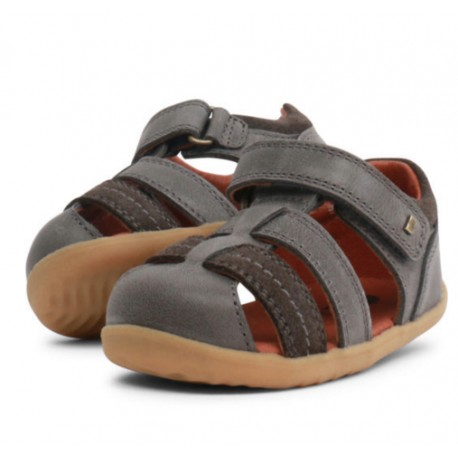 STEP UP. SANDALIA ROAM CHARCOAL