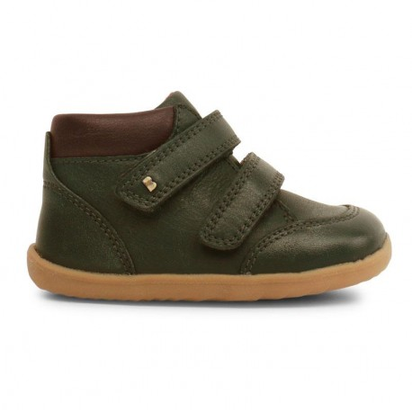 Step Up Timber Boot  OLIVE