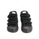 BOTIN Star Dribble Kid Velcro Pana Mono Negro