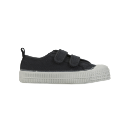 ZAPATILLA KID VELCRO BLACK