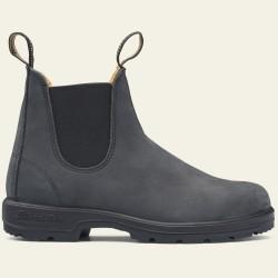 Botín Rustic Black , Style 587