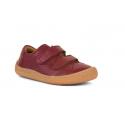 Zapato deportivo Barefoot Burdeos