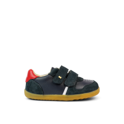 STEP UP RILEY NAVY + RED