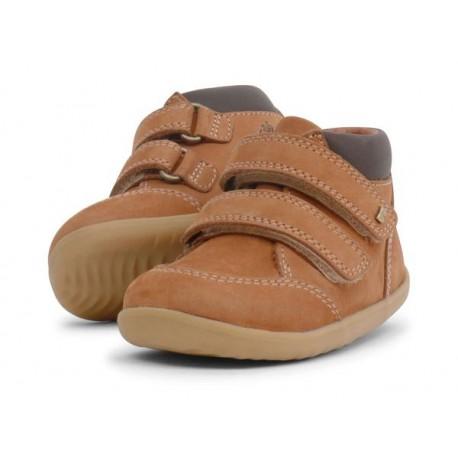 Step Up Timber Boot mustard
