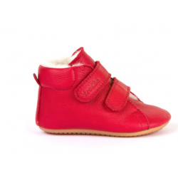 Primeros pasos cálidos  Red